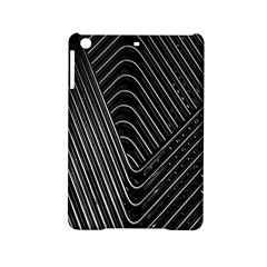 Chrome Abstract Pile Of Chrome Chairs Detail Ipad Mini 2 Hardshell Cases by Simbadda