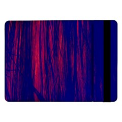Abstract Color Red Blue Samsung Galaxy Tab Pro 12 2  Flip Case by Simbadda