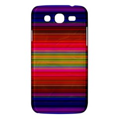 Fiesta Stripe Bright Colorful Neon Stripes Cinco De Mayo Background Samsung Galaxy Mega 5 8 I9152 Hardshell Case  by Simbadda