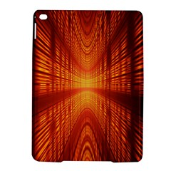 Abstract Wallpaper With Glowing Light Ipad Air 2 Hardshell Cases by Simbadda