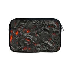 Volcanic Lava Background Effect Apple Macbook Pro 13  Zipper Case by Simbadda