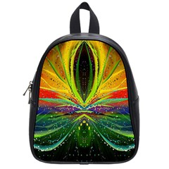 Future Abstract Desktop Wallpaper School Bags (small)  by Simbadda