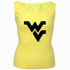 West Virginia Mountaineers Front
