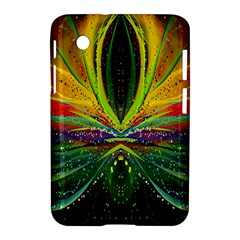 Future Abstract Desktop Wallpaper Samsung Galaxy Tab 2 (7 ) P3100 Hardshell Case  by Simbadda