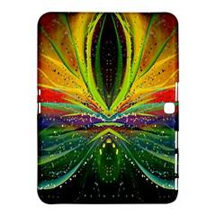 Future Abstract Desktop Wallpaper Samsung Galaxy Tab 4 (10 1 ) Hardshell Case  by Simbadda