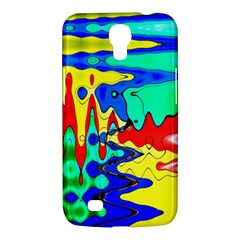 Bright Colours Abstract Samsung Galaxy Mega 6 3  I9200 Hardshell Case by Simbadda