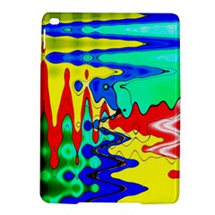 Bright Colours Abstract Ipad Air 2 Hardshell Cases by Simbadda
