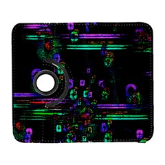 Digital Painting Colorful Colors Light Galaxy S3 (flip/folio) by Simbadda