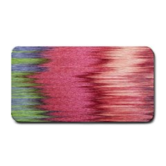 Rectangle Abstract Background In Pink Hues Medium Bar Mats by Simbadda