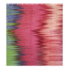 Rectangle Abstract Background In Pink Hues Shower Curtain 66  X 72  (large)  by Simbadda