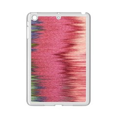 Rectangle Abstract Background In Pink Hues Ipad Mini 2 Enamel Coated Cases by Simbadda