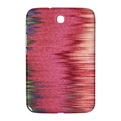 Rectangle Abstract Background In Pink Hues Samsung Galaxy Note 8 0 N5100 Hardshell Case  by Simbadda