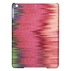 Rectangle Abstract Background In Pink Hues Ipad Air Hardshell Cases by Simbadda
