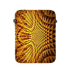 Patterned Wallpapers Apple Ipad 2/3/4 Protective Soft Cases by Simbadda