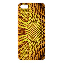 Patterned Wallpapers Iphone 5s/ Se Premium Hardshell Case by Simbadda