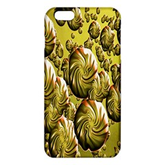 Melting Gold Drops Brighten Version Abstract Pattern Revised Edition Iphone 6 Plus/6s Plus Tpu Case by Simbadda