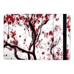 Tree Art Artistic Abstract Background Samsung Galaxy Tab Pro 10 1  Flip Case by Simbadda