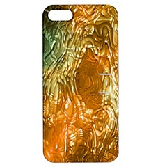 Light Effect Abstract Background Wallpaper Apple Iphone 5 Hardshell Case With Stand by Simbadda