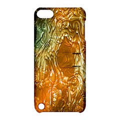 Light Effect Abstract Background Wallpaper Apple Ipod Touch 5 Hardshell Case With Stand by Simbadda