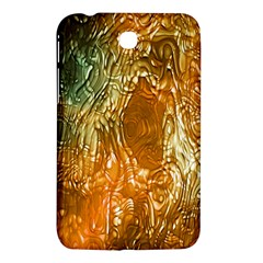 Light Effect Abstract Background Wallpaper Samsung Galaxy Tab 3 (7 ) P3200 Hardshell Case  by Simbadda
