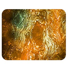 Light Effect Abstract Background Wallpaper Double Sided Flano Blanket (medium)  by Simbadda
