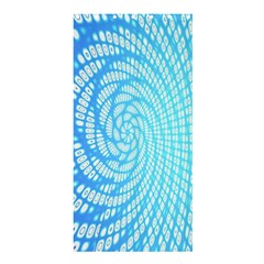 Abstract Pattern Neon Glow Background Shower Curtain 36  X 72  (stall)  by Simbadda