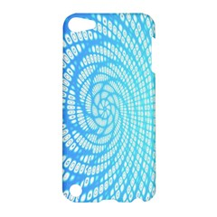 Abstract Pattern Neon Glow Background Apple Ipod Touch 5 Hardshell Case by Simbadda