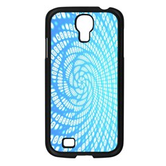 Abstract Pattern Neon Glow Background Samsung Galaxy S4 I9500/ I9505 Case (black) by Simbadda