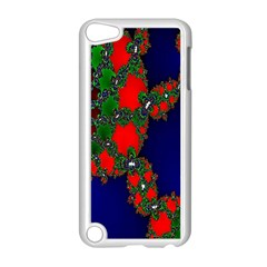 Recurring Circles In Shape Of Amphitheatre Apple Ipod Touch 5 Case (white) by Simbadda