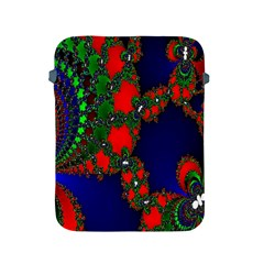 Recurring Circles In Shape Of Amphitheatre Apple Ipad 2/3/4 Protective Soft Cases by Simbadda
