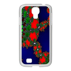 Recurring Circles In Shape Of Amphitheatre Samsung Galaxy S4 I9500/ I9505 Case (white) by Simbadda