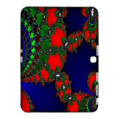 Recurring Circles In Shape Of Amphitheatre Samsung Galaxy Tab 4 (10 1 ) Hardshell Case