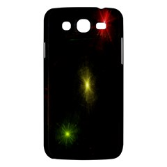 Star Lights Abstract Colourful Star Light Background Samsung Galaxy Mega 5 8 I9152 Hardshell Case  by Simbadda