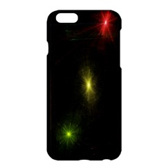 Star Lights Abstract Colourful Star Light Background Apple Iphone 6 Plus/6s Plus Hardshell Case by Simbadda