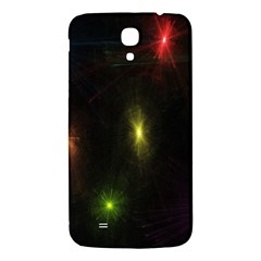 Star Lights Abstract Colourful Star Light Background Samsung Galaxy Mega I9200 Hardshell Back Case by Simbadda