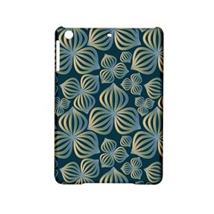 Gradient Flowers Abstract Background Ipad Mini 2 Hardshell Cases by Simbadda