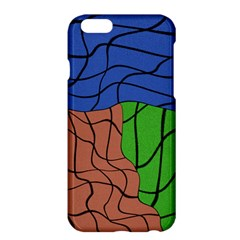 Abstract Art Mixed Colors Apple iPhone 6 Plus/6S Plus Hardshell Case