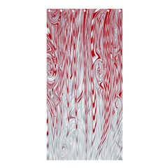 Abstract Swirling Pattern Background Wallpaper Pattern Shower Curtain 36  X 72  (stall)  by Simbadda