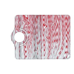 Abstract Swirling Pattern Background Wallpaper Pattern Kindle Fire Hd (2013) Flip 360 Case by Simbadda