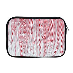 Abstract Swirling Pattern Background Wallpaper Pattern Apple Macbook Pro 17  Zipper Case by Simbadda