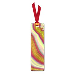 Artificial Colorful Lava Background Small Book Marks by Simbadda