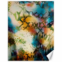 Abstract Color Splash Background Colorful Wallpaper Canvas 18  X 24   by Simbadda