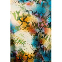 Abstract Color Splash Background Colorful Wallpaper 5 5  X 8 5  Notebooks by Simbadda