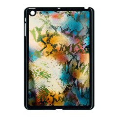 Abstract Color Splash Background Colorful Wallpaper Apple Ipad Mini Case (black) by Simbadda