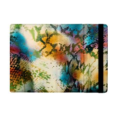 Abstract Color Splash Background Colorful Wallpaper Ipad Mini 2 Flip Cases by Simbadda