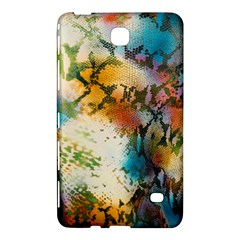 Abstract Color Splash Background Colorful Wallpaper Samsung Galaxy Tab 4 (7 ) Hardshell Case  by Simbadda