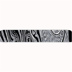 Abstract Swirling Pattern Background Wallpaper Small Bar Mats by Simbadda