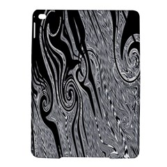 Abstract Swirling Pattern Background Wallpaper Ipad Air 2 Hardshell Cases by Simbadda