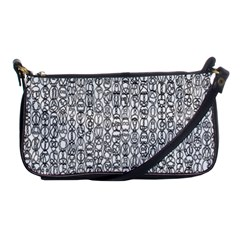 Abstract Knots Background Design Pattern Shoulder Clutch Bags by Simbadda