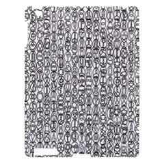 Abstract Knots Background Design Pattern Apple Ipad 3/4 Hardshell Case by Simbadda